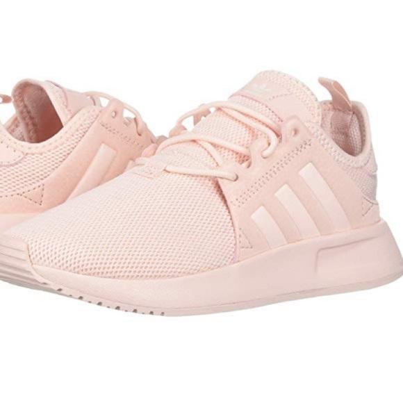 adidas Originals Kids X_PLR C sneakers pink size 3